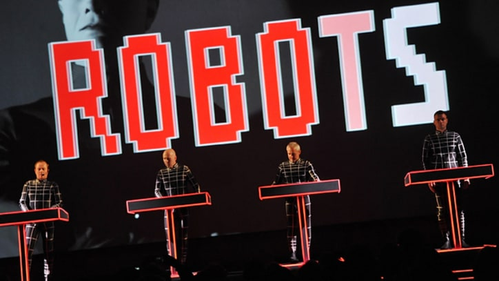 Kraftwerk Day Two: Band Plays 1975 Concept Album 'Radio-Activity'