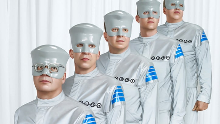 Exclusive Stream: Devo's Theme Song for 'Monster Man'