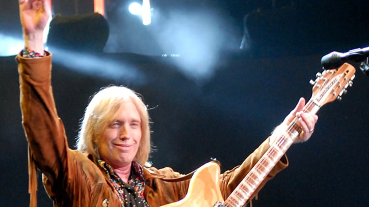 Tom Petty's Guitars Stolen During Tour Rehearsals