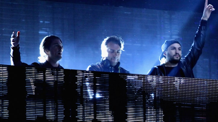 Swedish House Mafia on Their Pyro-Heavy Coachella Set
