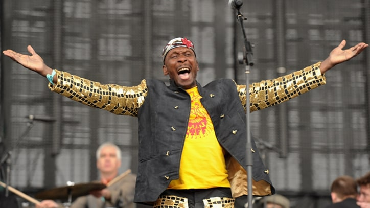 Jimmy Cliff Finds a New Generation of Fans at Coachella