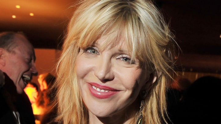 Courtney Love Apologizes to Frances Bean for Dave Grohl Twitter Rant