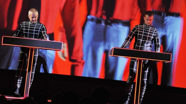 Kraftwerk Day Four: 1978's 'The Man-Machine'