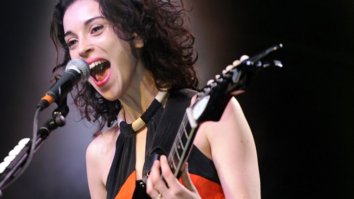 St. Vincent, David Byrne Album Collaboration Due in the Fall