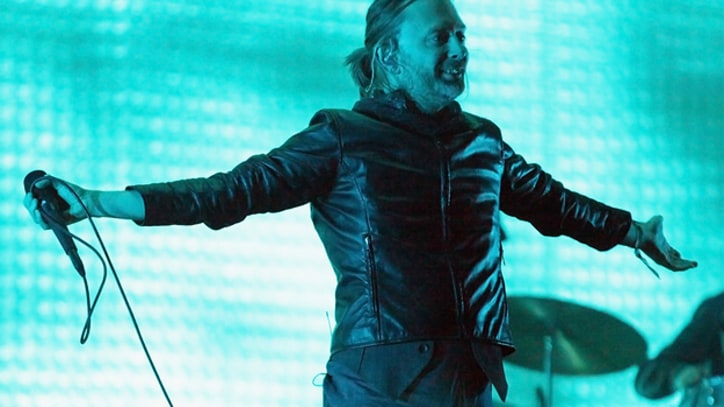Radiohead Bring the Rhythm to Epic Coachella Set