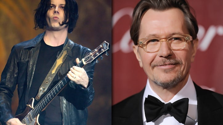 Gary Oldman Will Direct Jack White Webcast