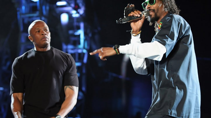 Snoop Dogg and Dr. Dre Revive a Golden Era at Coachella
