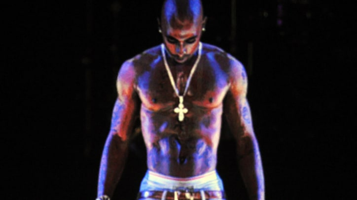 Report: Tupac Hologram at Coachella Cost at Least $100K