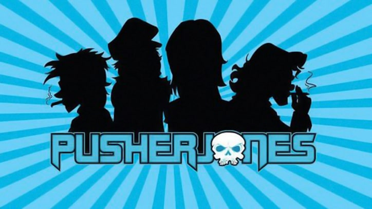 Velvet Revolver's Dave Kushner Forms New 'Cartoon' Band PusherJones