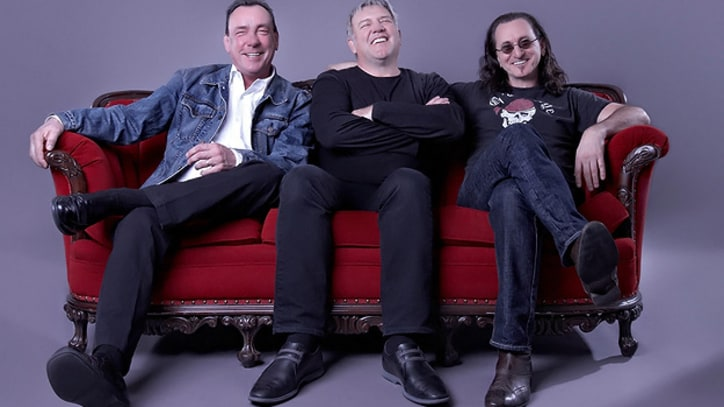 Exclusive Stream: Rush Return With Heavy 'Headlong Flight'