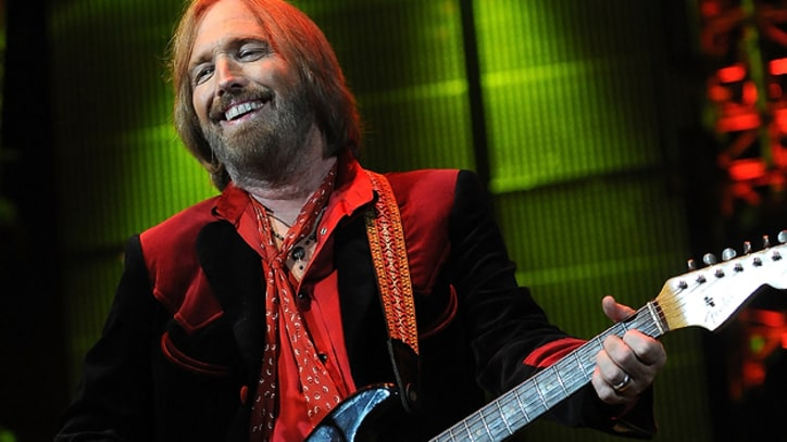 Stolen Tom Petty Guitars Recovered by Police