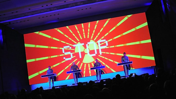Kraftwerk Day Eight: Retrospective on 2003's 'Tour De France'