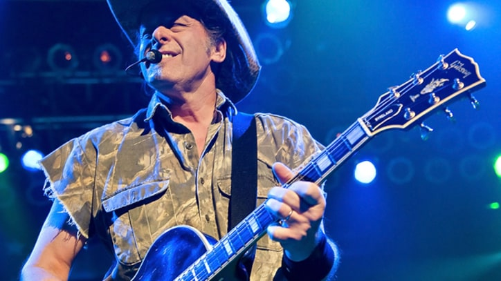 Fort Knox Cancels Ted Nugent Concert