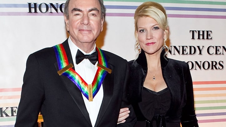 Neil Diamond Marries His Manager