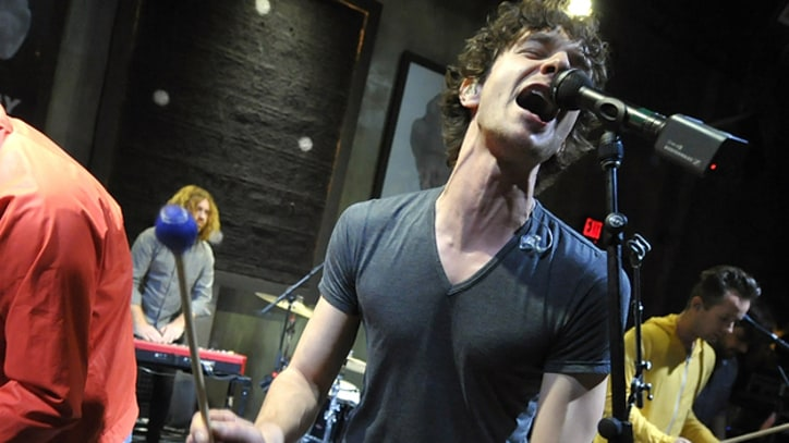 Gotye Explains 'Glee' Misquote
