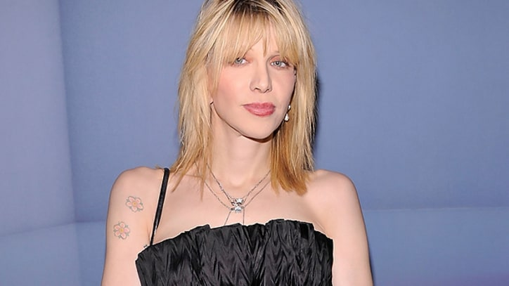 Courtney Love's Lawyers Seek to Be Relieved As Counsel