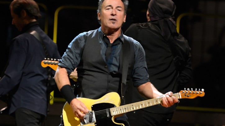 Bruce Springsteen Brings 'Wrecking Ball' Tour to San Jose