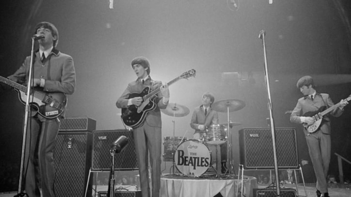 Beatles' First American Show Coming to Theaters