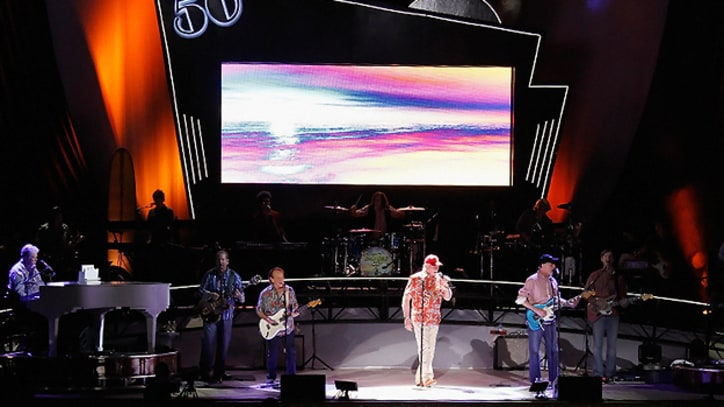 Beach Boys Kick Off 50th Anniversary Tour in Tucson