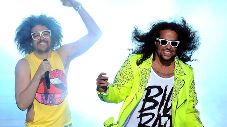 LMFAO: Breakup Rumors 'Completely False'