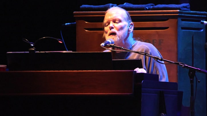 Gregg Allman Delays Book Tour for Cardiac Testing