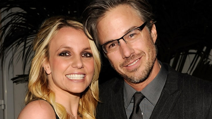 Britney Spears' Fiance Becomes Co-Conservator