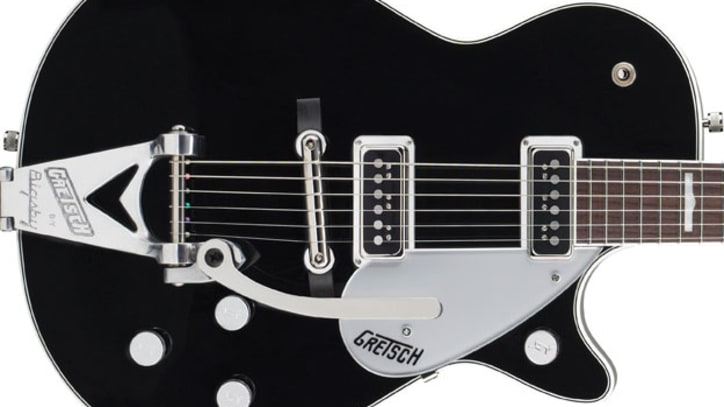 Win a Gretsch George Harrison Signature Duo Jet Guitar