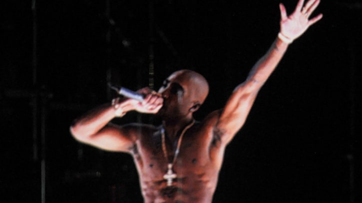 Tupac Sales Spike in Wake of Coachella Hologram
