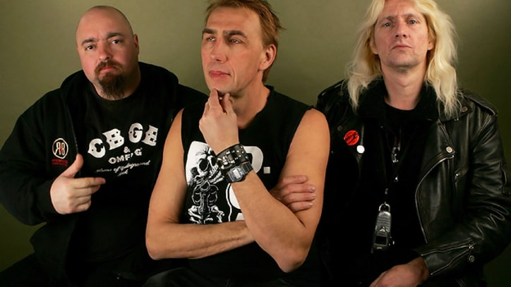 D.O.A. Teams With Fellow Punk Vet Jello Biafra