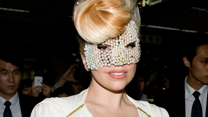 Lady Gaga Debuts Born This Way Ball in South Korea