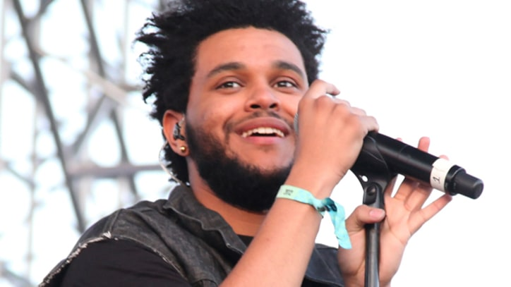 The Weeknd Mesmerizes at Bowery Ballroom
