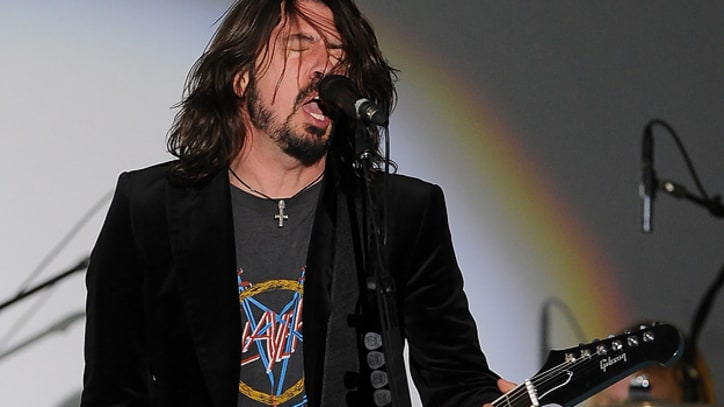 New Details on Dave Grohl's 'Sound City' Documentary