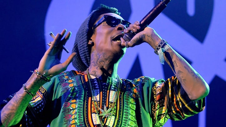 Wiz Khalifa Reportedly Cited for Pot Possession in North Carolina