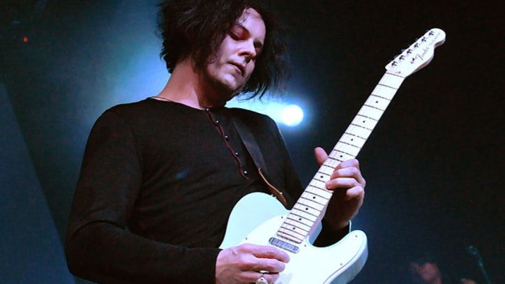 Chart Watch: Jack White Is Moving and Shakin'