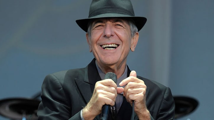 Leonard Cohen Sets North American Tour Dates