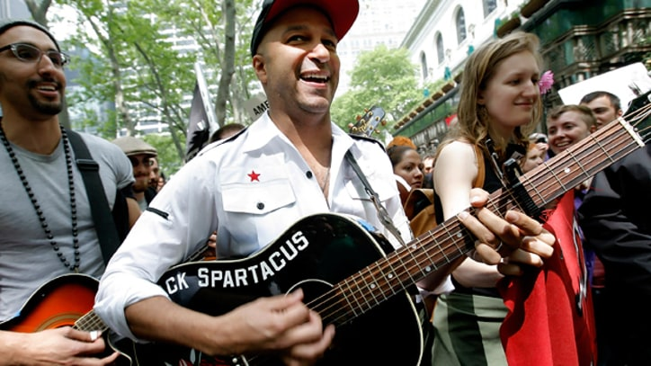 Tom Morello: Free 'Rebel' Documentary Is 'A Way of Giving Back'