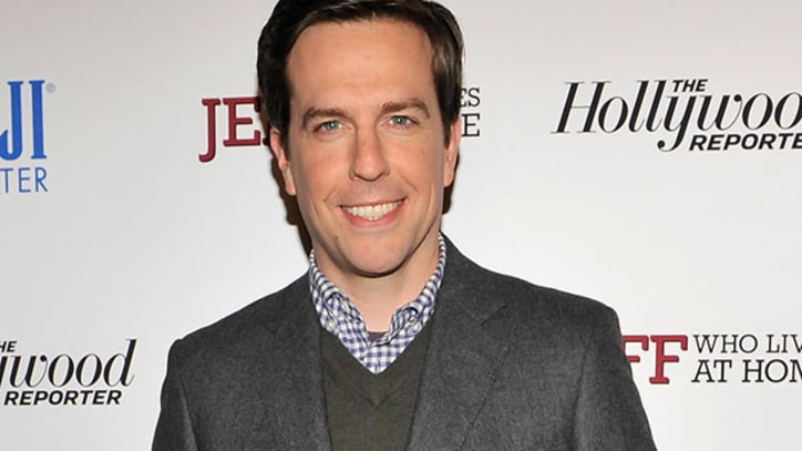 Ed Helms Prepping First Bluegrass Album