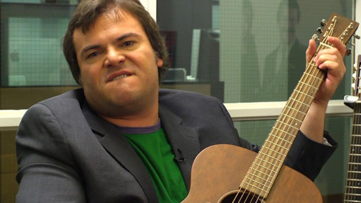 Jack Black: Nirvana Was the Last Great Rock Band
