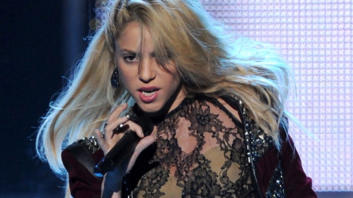 Report: Shakira to Sign $30-$60 Million Deal With Live Nation and Sony