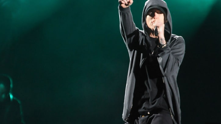 Eminem's Second Movie Put on Hold