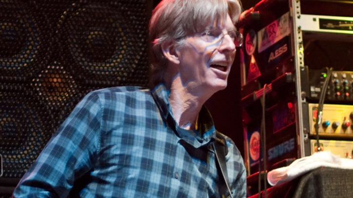 Phil Lesh Dedicates New 'Ramble' Site to Levon Helm