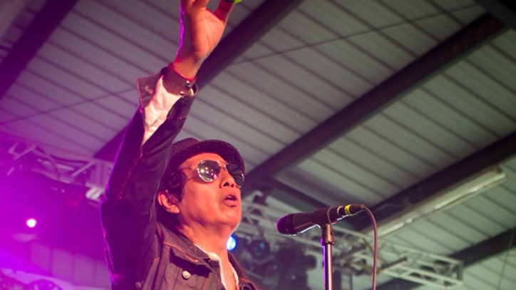 Alejandro Escovedo Debuts New Songs at Pachanga Latino Music Festival