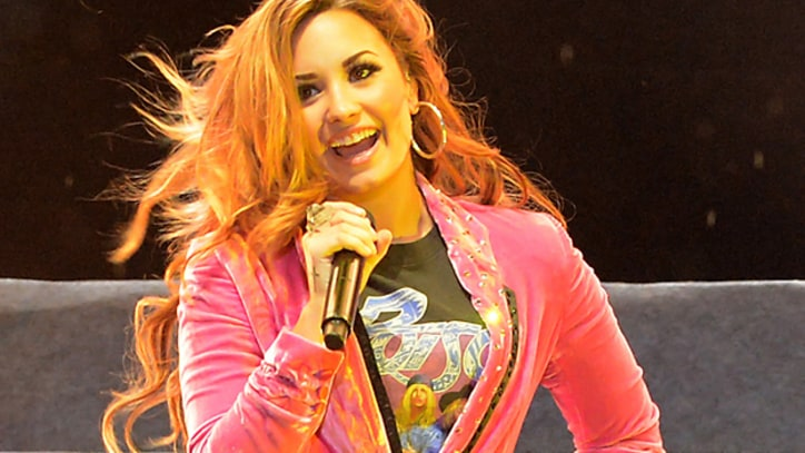 Report: Demi Lovato Joins 'X Factor'
