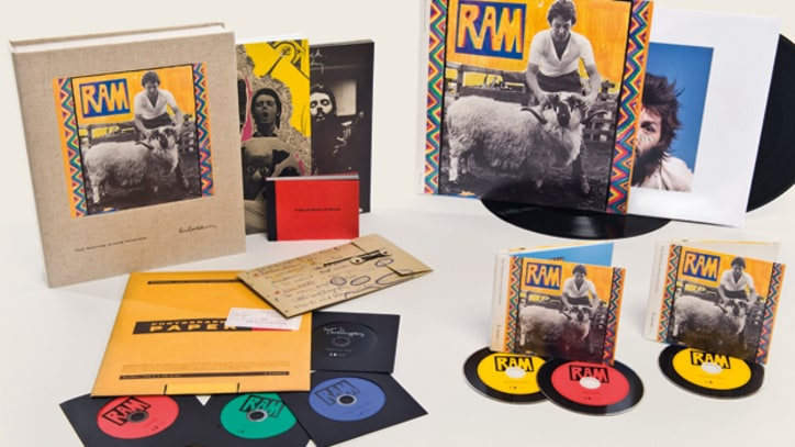 Win Paul and Linda McCartney's 'Ram' in a Deluxe Edition Box Set