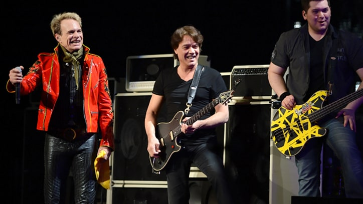 Van Halen Postpone Summer Tour Dates