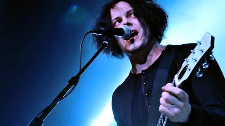 Jack White Seeks to Break Record for 'Most Metaphors in a Concert'