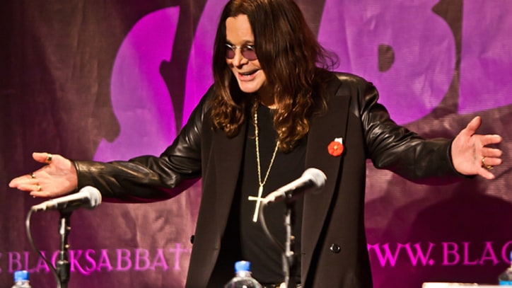 Black Sabbath Reunite in Birmingham