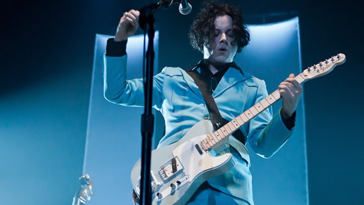 Jack White Plays Explosive New York Residency