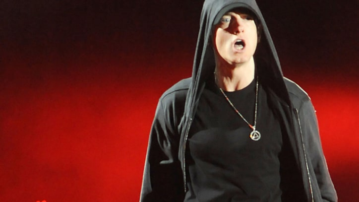 Eminem: I'm Starting to Work on New Solo Record
