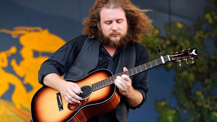 My Morning Jacket's Jim James Plots 'Mellow, Different' Solo LP